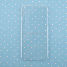 Phone Clear Hard PC Case for iPhone 6