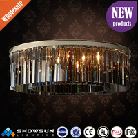 Guzhen China supplier besy quality modern ceiling light for gallery
