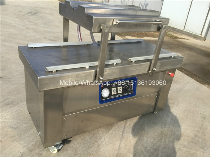 DZ500 Single chamber Grain and food Vacuum packing machine price