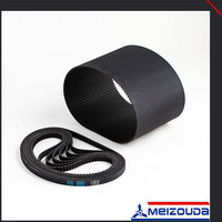 Good price rubber automotive gt2 open timing belt