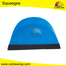 Carlas soft plastic scraper car squeegees tools for car wrap
