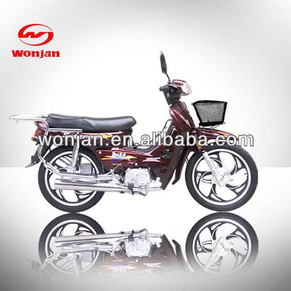 110cc Cheapest Chinese Cub Moped Motorcycle C90 WJ110-2
