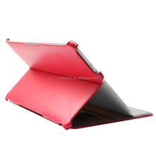 12.5inch High Quality Heat Setting Leather Tablet Case With Trestle Stand For ASUS Transformer Book T300 Chi