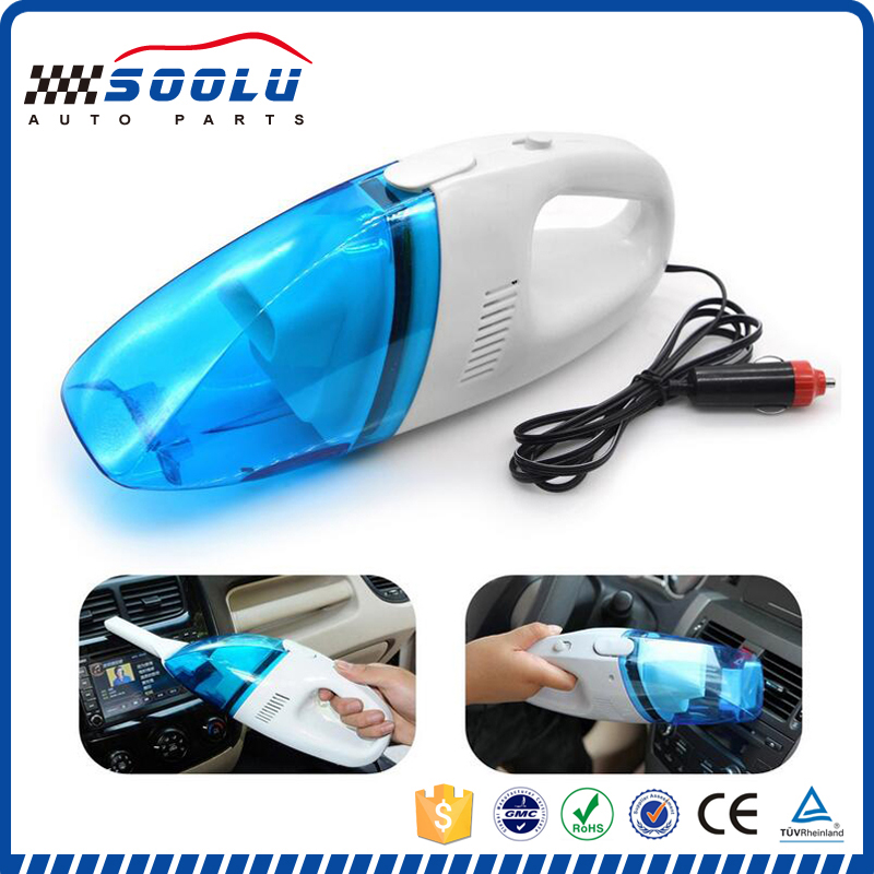 Hand held Portable 12V Wet Dry Handi Vac Vacuum Cleaner For Car
