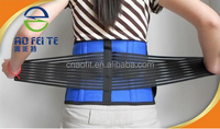 2016 new products back support neoprene lumbar brace medical grade lower back pain relief belt spinal air traction belt