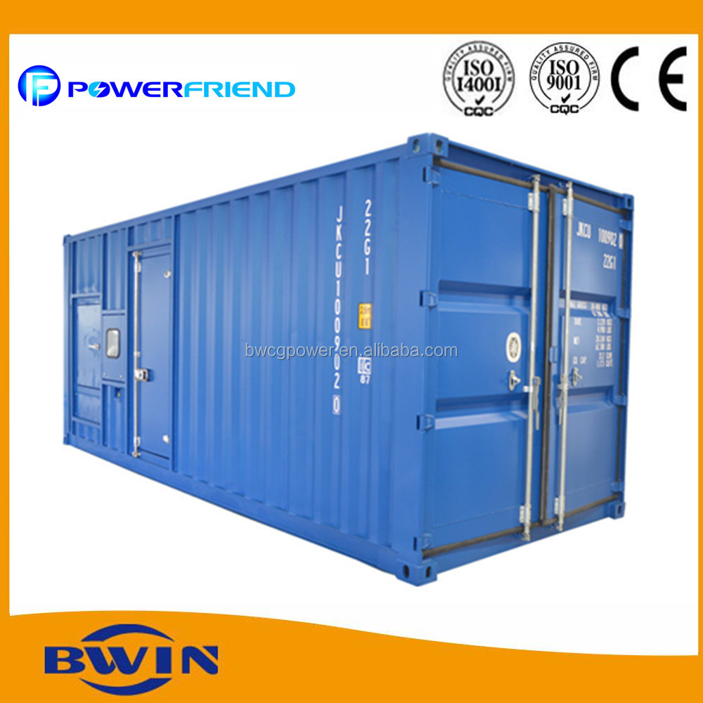 Powered by Cummins Engine 800 kva Diesel Generator Price