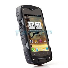 4.0inch Waterproof Shockproof Android Mobile Phone Rugged Phone IP68 3G Dual Core MTK6572 Cell Phone