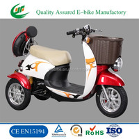 2015 vespa electric motorbike green power electric scooter (YF-412)