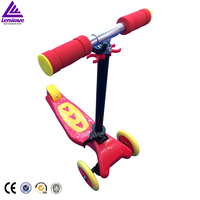Kick scooter wholesalers 3 wheel kids scooter