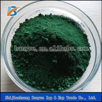 400 mesh iron oxide green pigment used for brick ,tile and so on -(free sample)