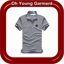 2013 fashion style polo shirt for men