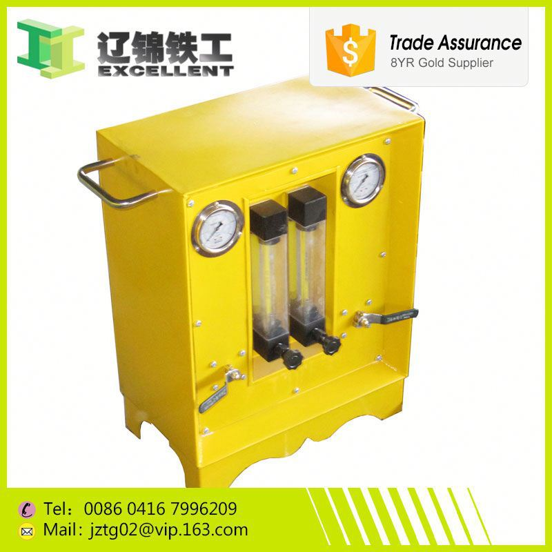 YH-6 Wholesale China factory railway tools cheapest rail butt welding machine price