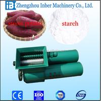 used sweet potatoes/potatoes/pumpkin/cassava (tapioca) starch making machine