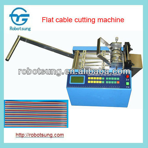 Factory price automatic flat cable cutting machine, automatic cutter for flat cable