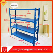 Competitive price industrial portable storage rack/Warehouse metal stack pallet shelf