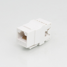 AMP Keystone Jack RJ45 CAT5E/CAT6/CAT6A Connector