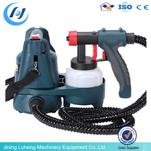Professional 800ml electric hvlp paint spray gun for wall