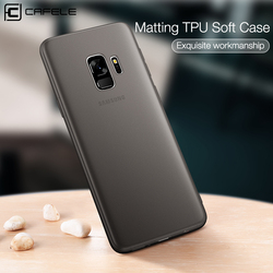 2018 Newest Skin Ultra Thin Back Protect Cover For Samsung S9 plus Slim TPU Silicone Cell Phone Case for Samsung Galaxy S9 plus