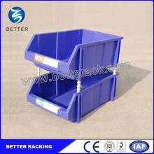 Stackable Warehouse Plastic Work bin for Storage