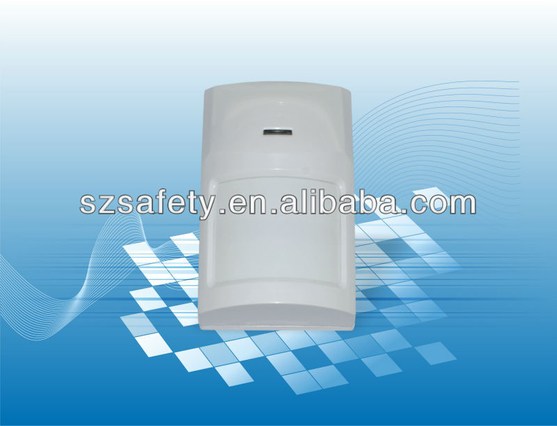 Professional Digital Wall Mounted PIR Motion Detector