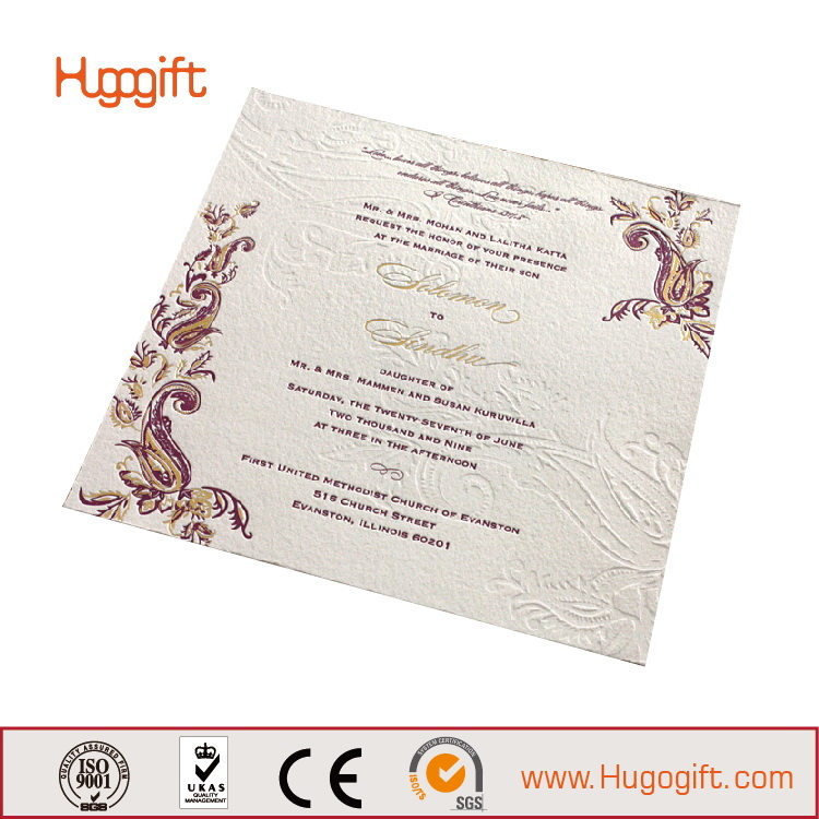New Best-Selling Wedding Cards In Lahore