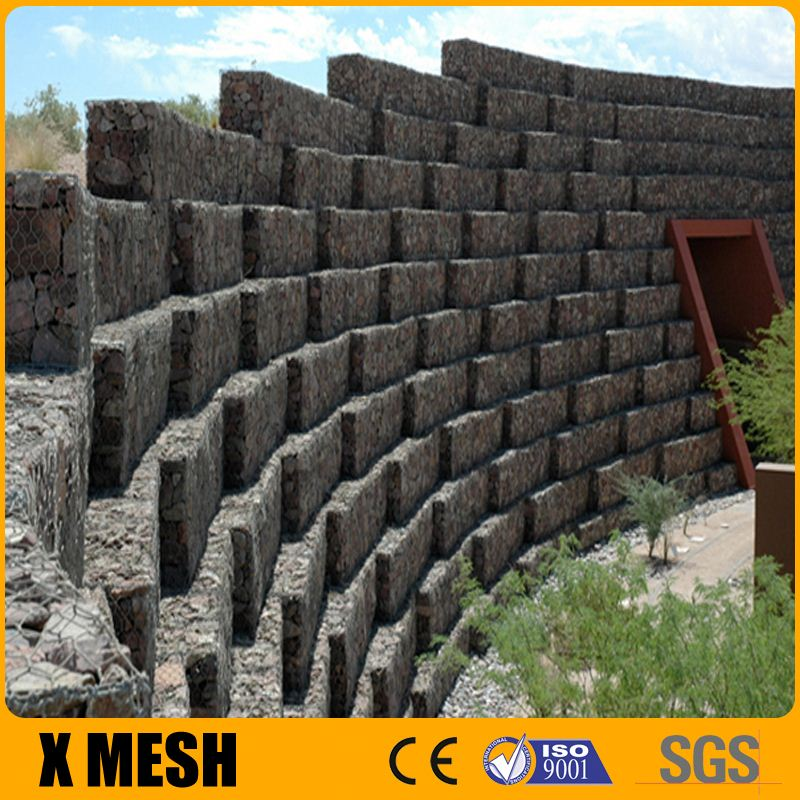 Shopping websites anti blast china hesco barrier for retaining wall structures