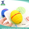 Nuture rubber dog toy food induced elastic ball winged ball