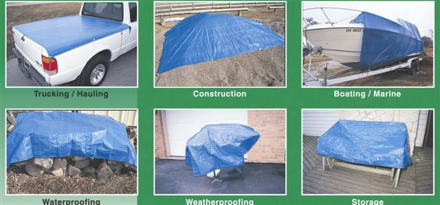 best choice tarpaulin for boat/ship cover