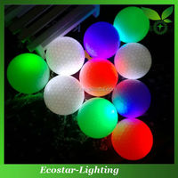 Cheap LED Golf Balls Luminous LED Golf Ball