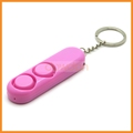 Colorful Lady Elder Personal Alarm Portable Alert Safety Alarm Support Customize