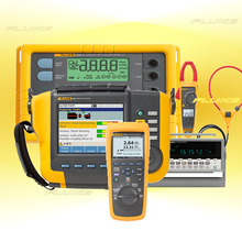 PM8907/801 original fluke multimeter new Fluke calibrator