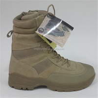 2015 high quality combat boots cheap price for policeman