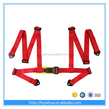 4 Points Polyester Material type Harness seat belt