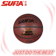 cheap SUPA PVC laminated basketball