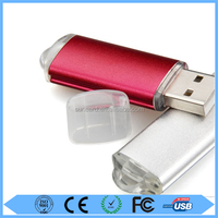Free Logo Printed Promotional usb, low cost usb flash drives, Plastic case USB 2.0 interface usb flash drive bulk from