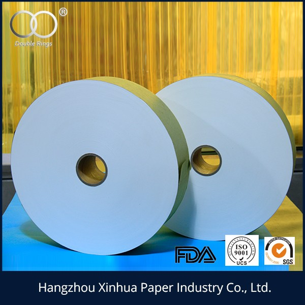 16.5gsm 125mm heat seal tea bag filter paper