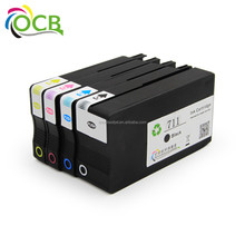OCBESTJET for hp 711XL 711 remaufactured original ink cartridge with pigment ink