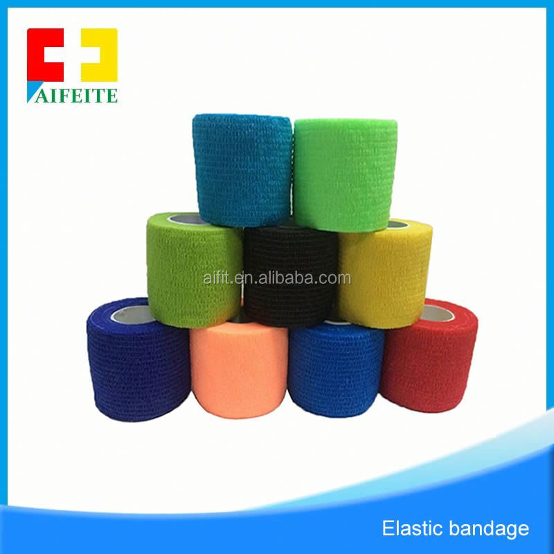 Colored bandage and Medical Orthopedic Bandage and orthopedic fiberglass casting tape