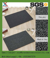 Soft home hotel anti-slip eco-friendly fashion design pvc mat