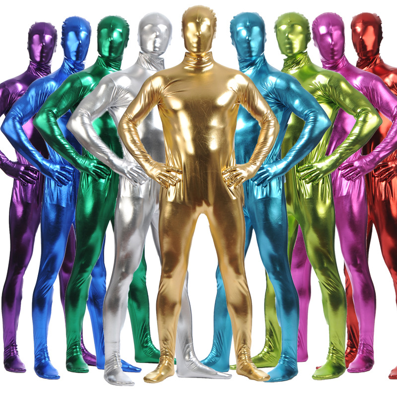 Metallic-Spandex-Bodysuit-Lycra-Shiny-Catsuit-Sexy-Unisex-Zentai-Full-Body-Suit-Costume-Party-Wet-Look (4)