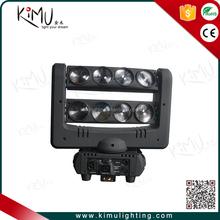 Luces Dj Double Lyre DMX LED Spider Beam Moving Head Light