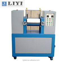 Mini Plastic Two Roll Mixing Rubber Open Mixing Mill Machine For Sale