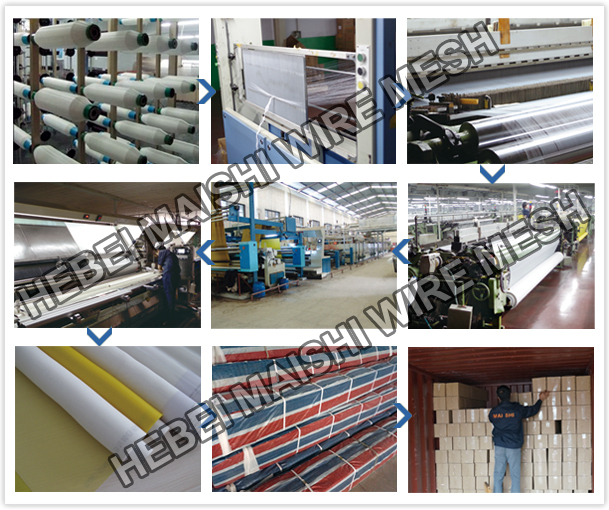 polyester filter fabric nylon screen mesh