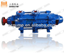 ZD tpye horizontal multistage centrifugal electric motor 7.5hp water pump
