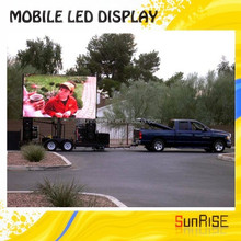 2015 made in shenzhen good price P10 Full Color Truck Mobile Advertising Led Display,Alibaba Com Cn,Ali Express