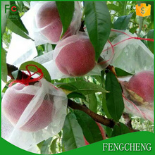 fruit farming white mesh bag insect barrier net bags