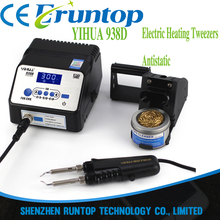 YIHUA 938D desoldering tweezers soldering station digital display Anti-static electric welding machine