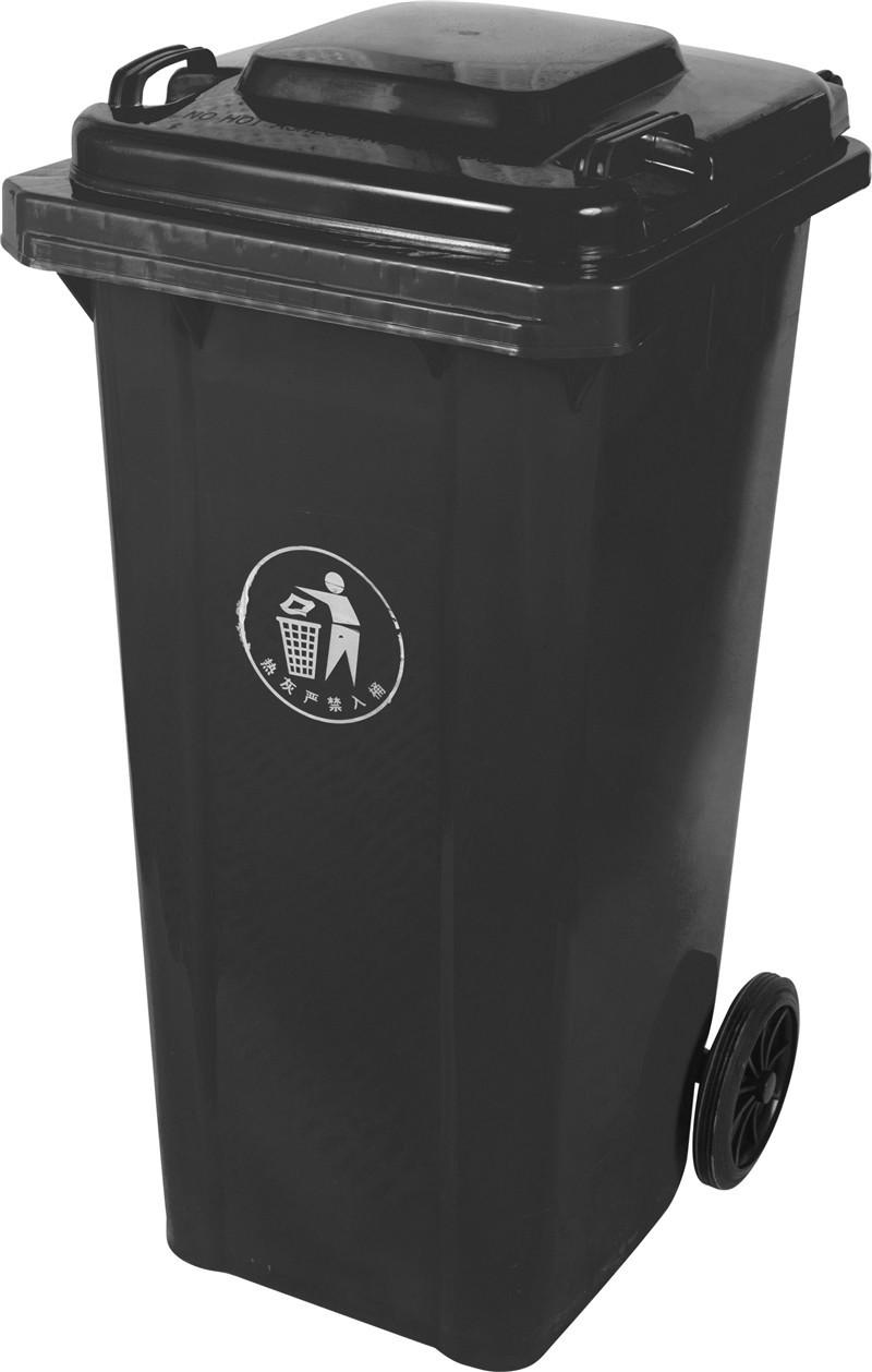 ville trottoir noir couleur grande en plastique poubelles de 360 litres avec couvercle poubelle. Black Bedroom Furniture Sets. Home Design Ideas