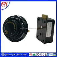 Discount keyless wheel lock for ATM/ safe /chubb safe lock