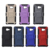 Dual layer shockproof case for LG stylo 3 with kickstand back covers